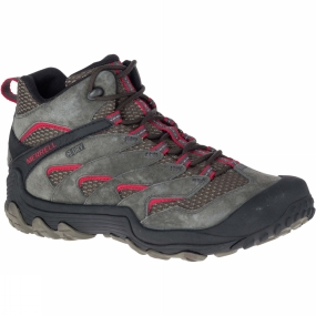 Merrell Mens Chameleon 7 Limit Mid WTPF Boot