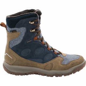 Jack Wolfskin Jack Wolfskin Mens Vancouver Texapore High Boot Night Blue