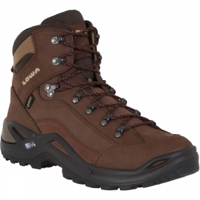 Lowa Lowa Mens Renegade GTX Mid Boot Espresso/Brown