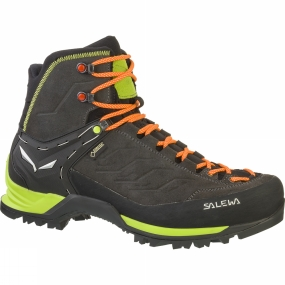 Salewa Salewa Mens Mountain Trainer Mid GTX Boot Black / Sulphur Spring