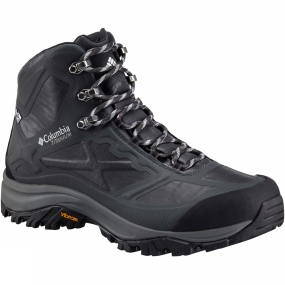 Columbia Classic hiking shoes in a lightweight build for all your walking and hiking activities, with waterproofing, breathability and durability to keep you dry, comfortable and protected even for the most rugged terrain. This mid cut multisport shoe features our new Outdry Extreme exterior membrane for unmatched waterproofing. The lightweight midsole gives you durable comfort and superior cushioning, and the high traction Vibram Outsole keeps you surefooted in all conditions.