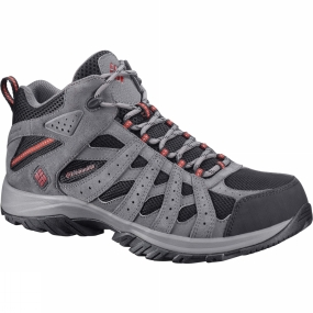Columbia Mens Canyon Point Mid Waterproof Boot