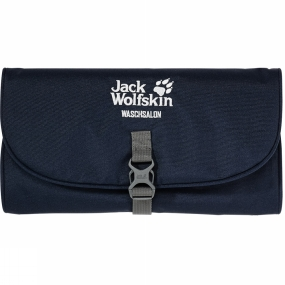 Jack Wolfskin Waschsalon Wash Bag Night Blue