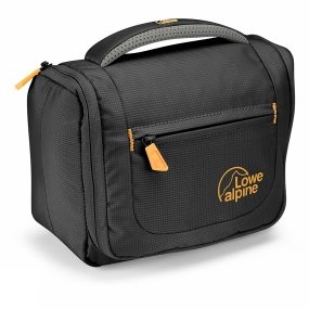 Lowe Alpine Wash Bag S Anthracite/Amber