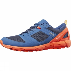 Haglofs Haglofs Mens Strive GT Shoe Blue Ink / Dynamite