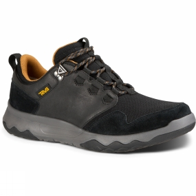 Teva Teva Mens Arrowood Waterproof Shoe Black