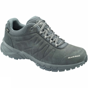 Mammut The Mens Mercury III Low GTX from Mammut is a pair of boots that is suitable be it from, taking a hike through winding forests or from a casual walk through town.