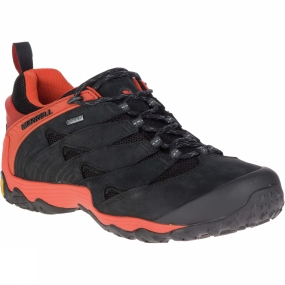 Merrell The Mens Chameleon 7 GTX Shoe from Merrel is as adaptable as the reptile it