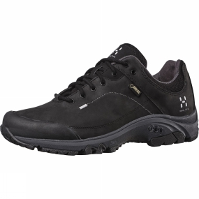 Haglofs Haglofs Mens Ridge II GT Shoe True Black