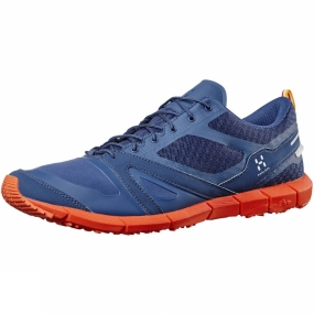 Haglofs Haglofs Mens L.I.M Low Shoe Blue Ink/Dynamite