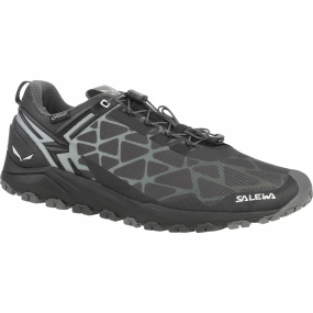 Salewa Salewa Mens Multi Track GTX Shoe Black / Silver