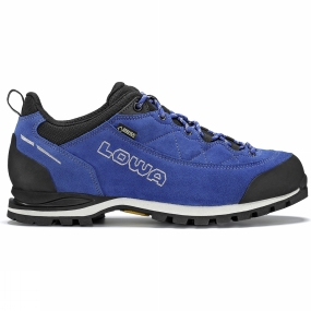 Lowa Lowa Mens Laurin GTX Lo Shoe Blue