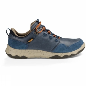 Teva Teva Mens Arrowood Lux Waterproof Shoe Navy