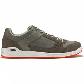 Lowa Lowa Mens San Luis GTX Lo Shoe Stone / Orange