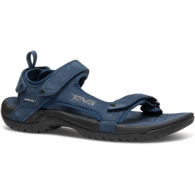 Mens Tanza Leather Sandal