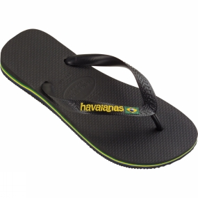 Product image of Havaianas Brazil Logo Black