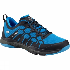 Columbia Columbia Mens ATS Trail FS38 Outdry Shoe Hyper Blue/Lux