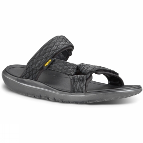 Teva Teva Mens Terra-Float Slide Sandal Black