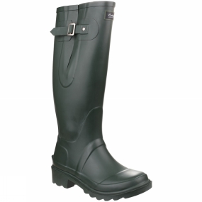 Cotswold Mens Ragley Welly Green
