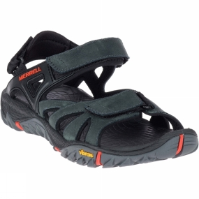 Merrell Mens All Out Blaze Sieve Convert Sandal