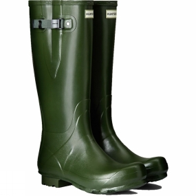 Hunter Mens Norris Field Side Adjustable Wellington Boots