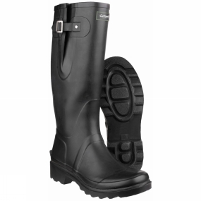 Cotswold Mens Ragley Welly Black