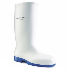 Dunlop Dunlop Acifort Classic+ Safety Welly White
