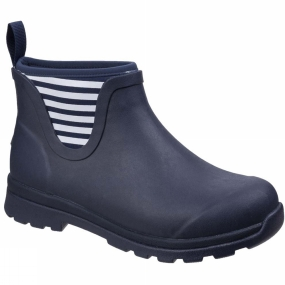 Muck Boot Mens Cambridge Ankle Premium Rain Boot
