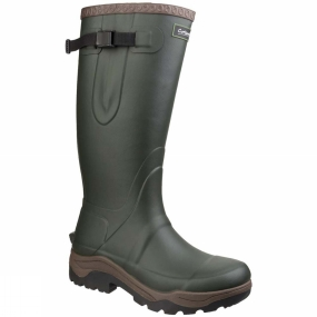 Cotswold Mens Compass Neoprene Rubber Welly