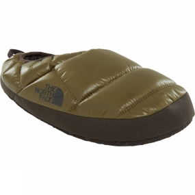 The North Face Nuptse Tent Mule III Shiny Burnt Olive