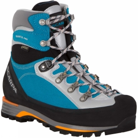 Scarpa How to take one of the most respected mountain boots ever and make it better? Let