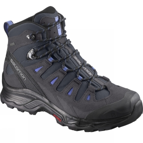Salomon Salomon Womens Quest Prime GTX Boot India Ink/Phantom/Amparo Blue