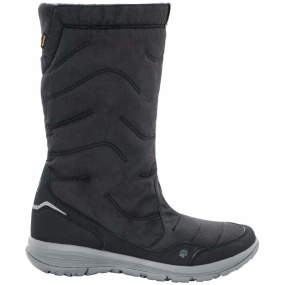 Jack Wolfskin A featherweight amongst winter boots, the waterproof Womens Vancouver Texapore Boot from Jack Wolfskin keeps your feet warm and dry on cold days. And it