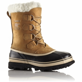 Sorel Sorel Womens Caribou Boot Buff