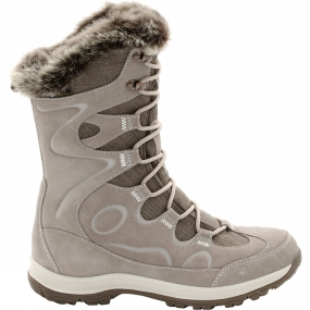 Jack Wolfskin Jack Wolfskin Womens Glacier Bay Texapore High Boot Moon Rock