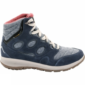 Jack Wolfskin Womens Vancouver Texapore Mid Boot
