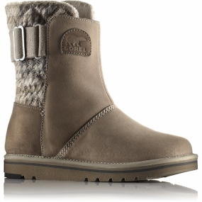 Sorel Sorel Womens Newbie Boot Silver Sage
