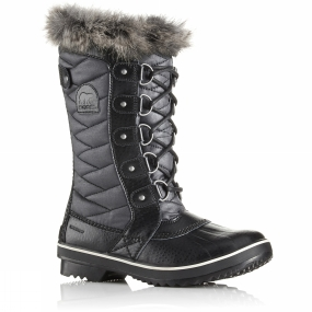 Sorel Sorel Womens Tofino II Boot Black/ Stone