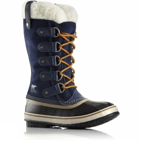 Sorel Sorel Womens Joan Of Arctic Shearling Boot Collegiate Navy