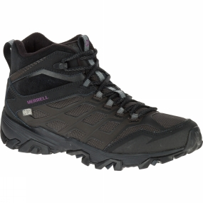 Merrell Merrell Womens Moab FST Ice+ Thermo Boot Black
