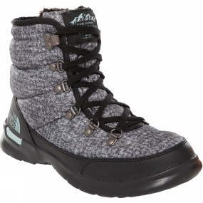 The North Face Womens Thermoball Lace II Boot
