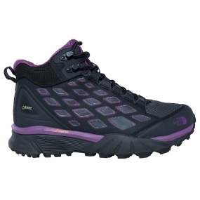 The North Face The North Face Womens Endurus Hike Mid GTX Boot Phantom Grey / Wood Violet