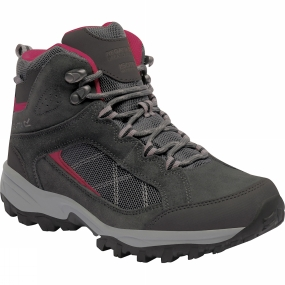 Regatta Womens Clydebank Mid Boot
