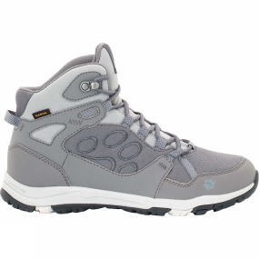 Jack Wolfskin Womens Activate Texapore Mid Boot
