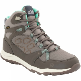 Jack Wolfskin Jack Wolfskin Womens Activate Texapore Mid Boot Pale Mint