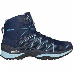 Lowa This MID-CUT modern multifunctional boot has been manufactured using a special women