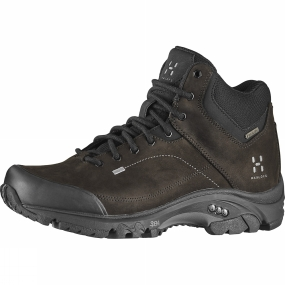 Haglofs Haglofs Womens Ridge Mid Q GT Boot True Black