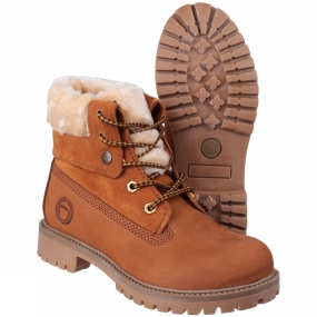 Cotswold Cotswold Womens Arlingham Boot Honey