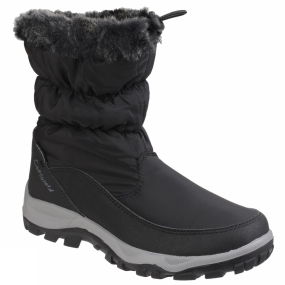 Cotswold Womens Frost Boot Black