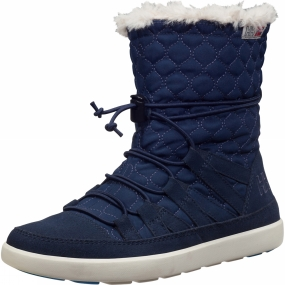 Helly Hansen Womens Harriet Boot Deep Blue/Frosted White